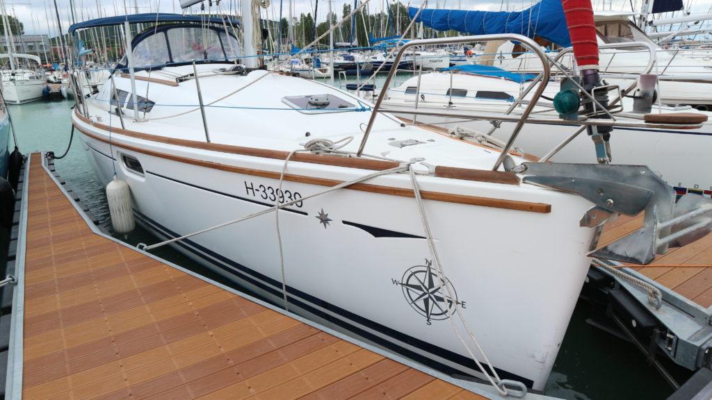 Jeanneau Sun Odyssey 36i – Baluns