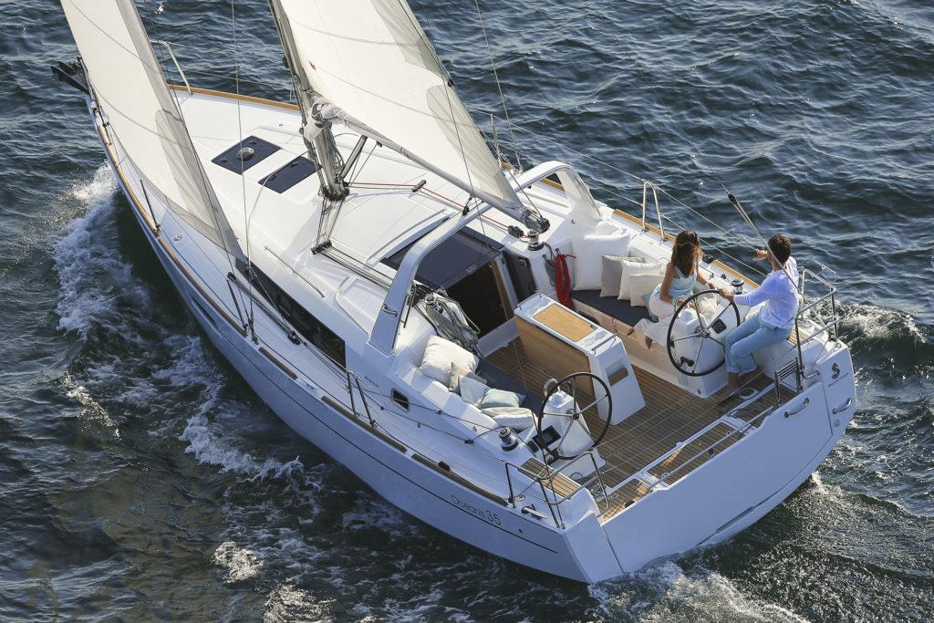 Beneteau Oceanis 35.1- Sunshine II.